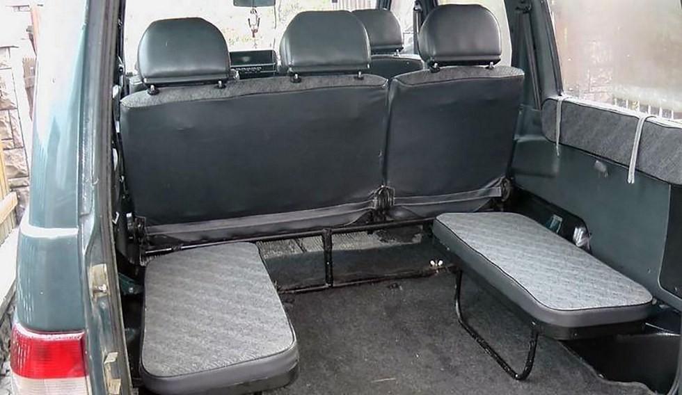 УАЗ-3160 кабина