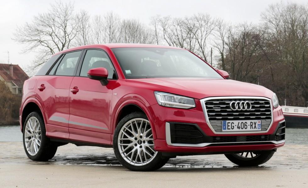 Audi Q2 TDI quattro S line