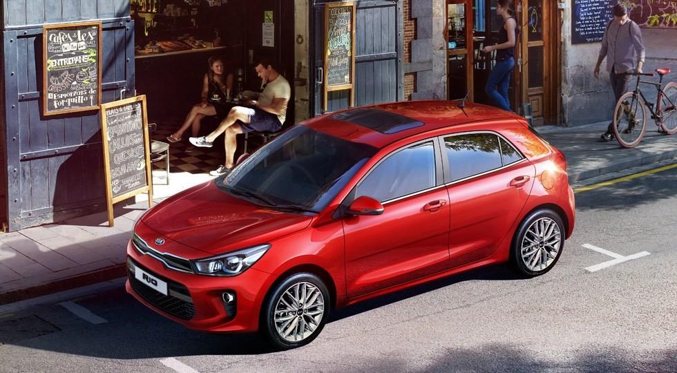 Kia Rio нового поколения только недавно поступил в продажу
