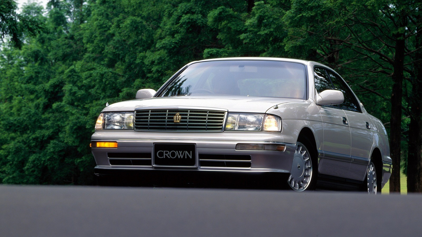 Toyota Crown (S140) '1993–95в