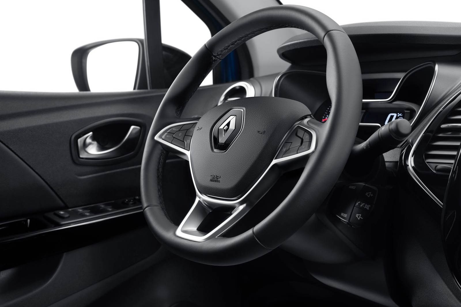 И как в полях без ручки?... Первый тест-драйв нового Renault Kaptur 1.3T CVT 4WD