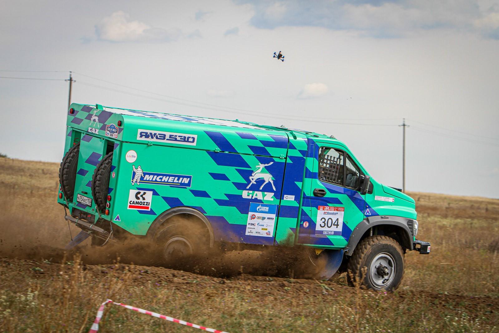 Самый скоростной этап Чемпионата России по ралли-рейдам успешно завершен!