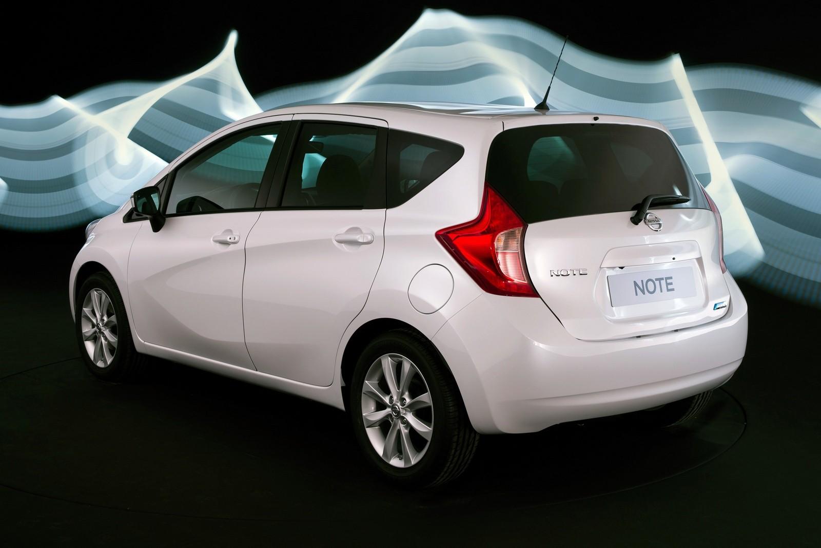Nissan Note (E12) '2013–17