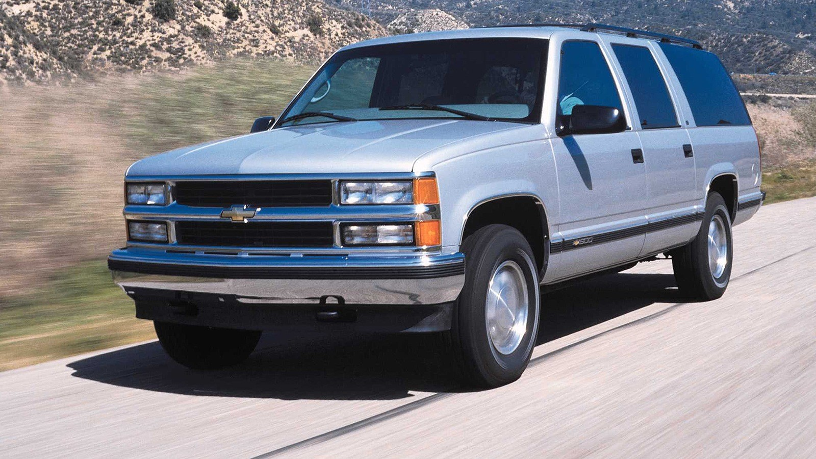 1994–99 Chevrolet 1500 Suburban (GMT400)