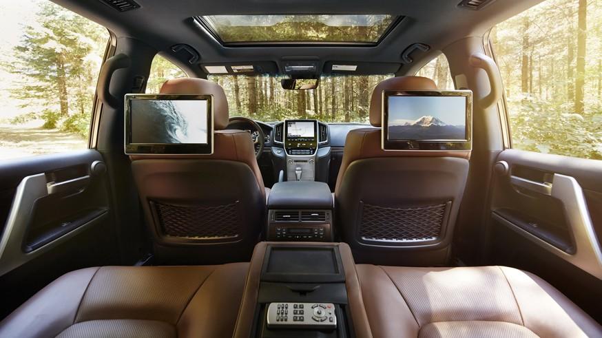 Toyota Land Cruiser может покинуть американский рынок, но ему найдут замену