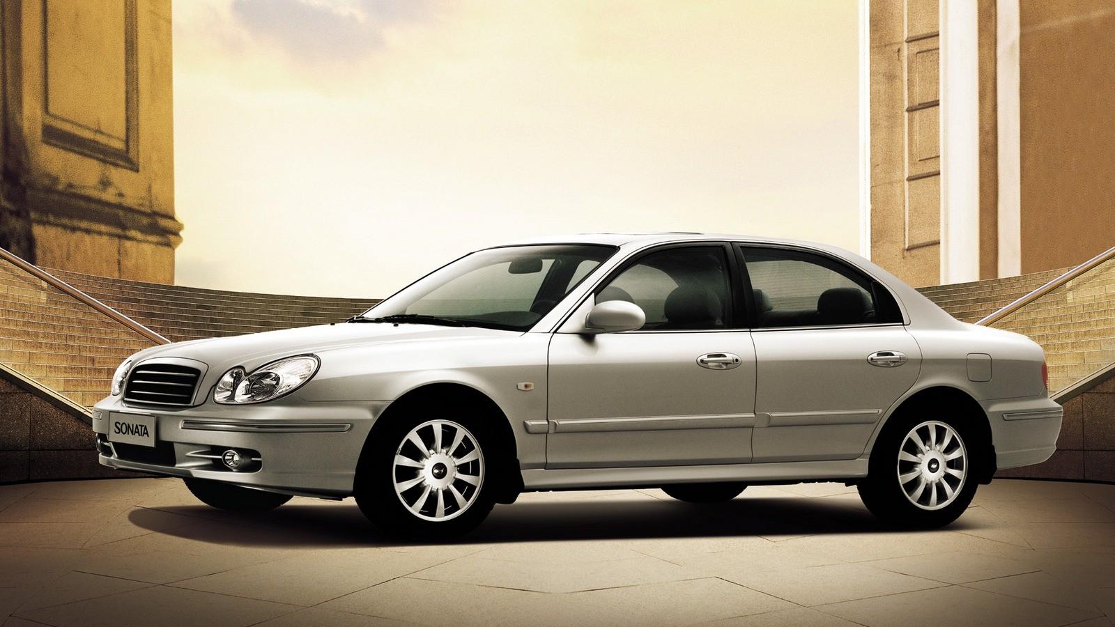 Hyundai Sonata by Tagaz (EF) '04.2004–12