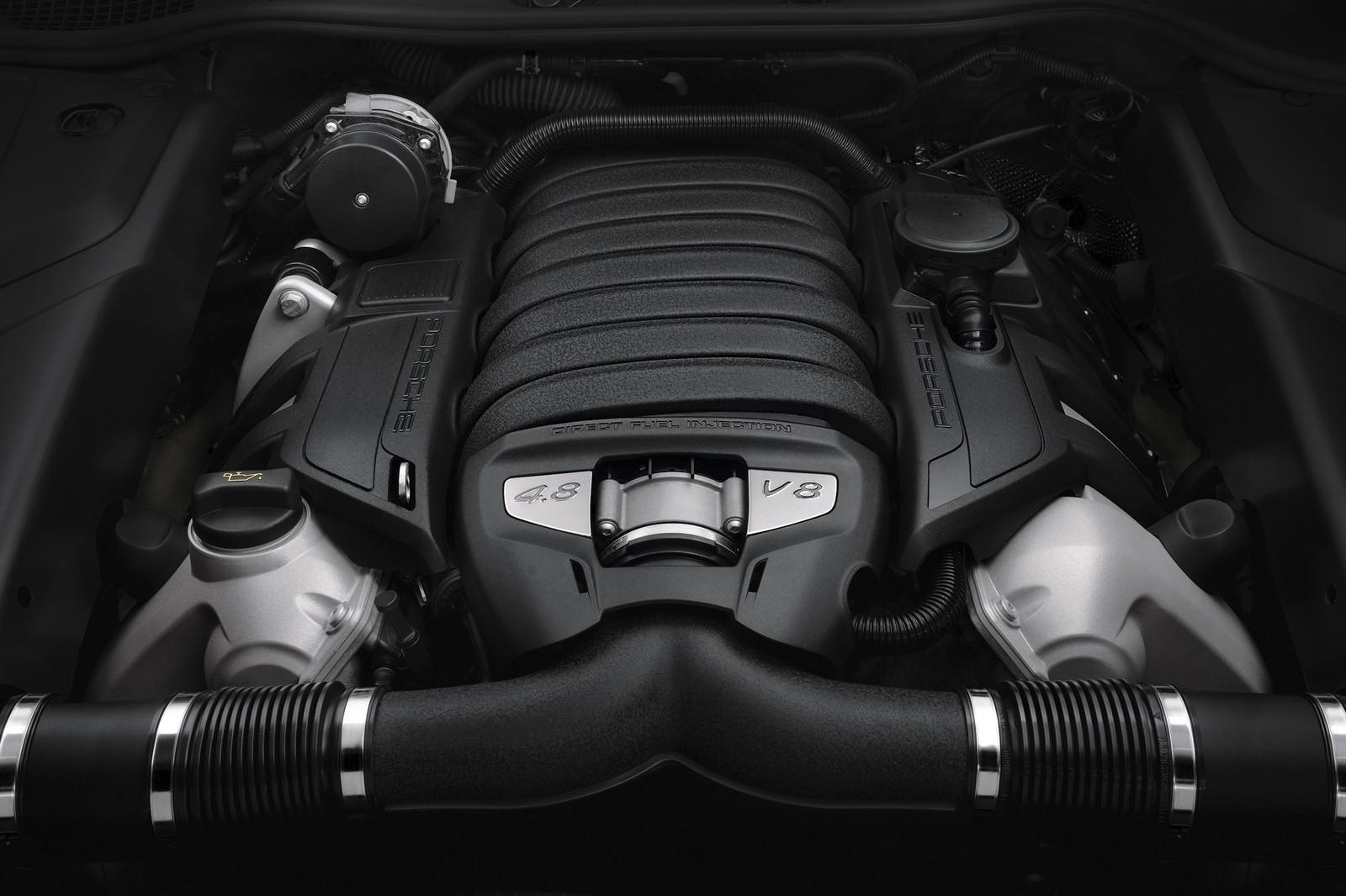 Под капотом Porsche Cayenne GTS Worldwide (958) '2012–14