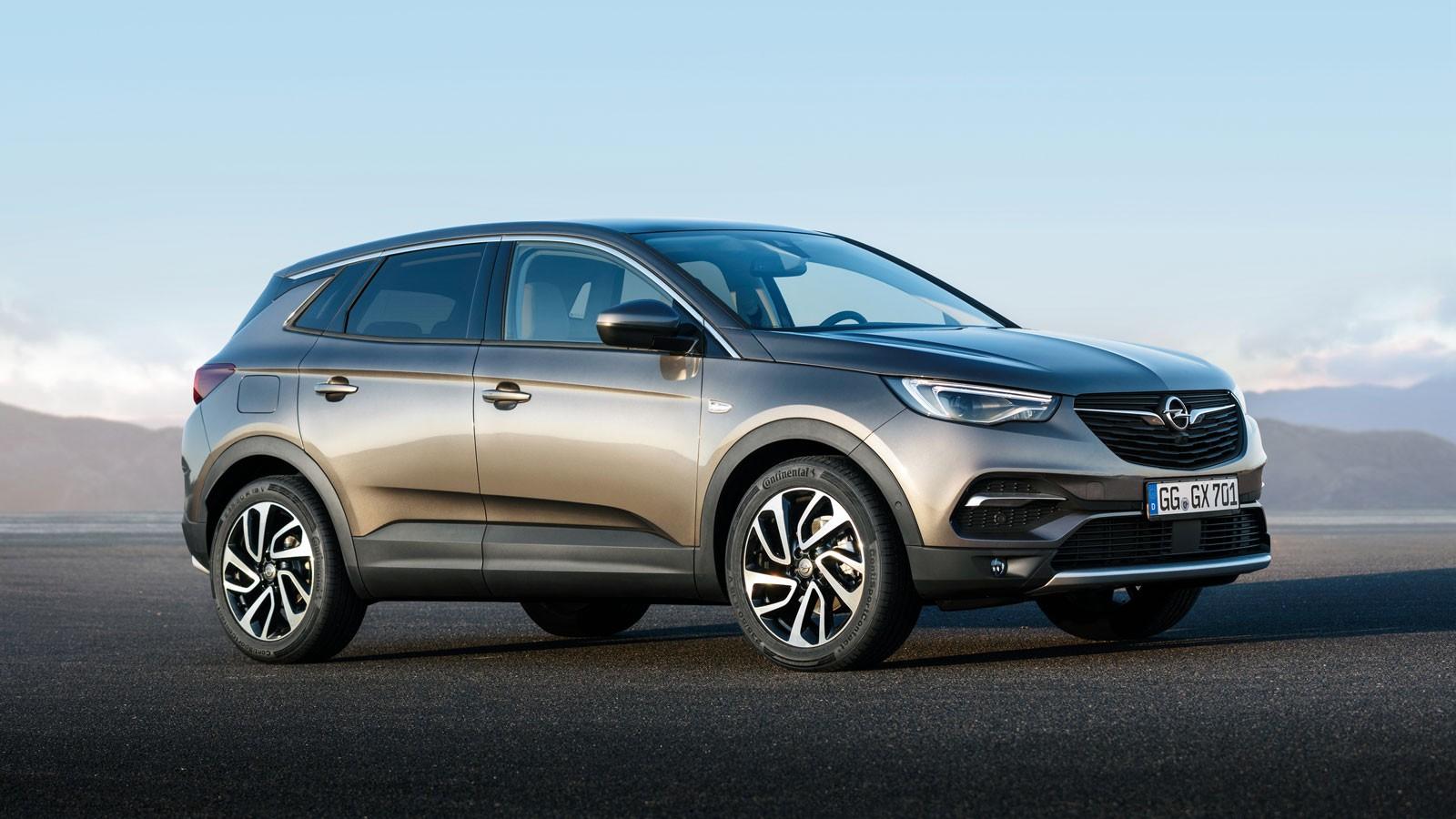 Opel Grandland X Turbo '2017–н.в.