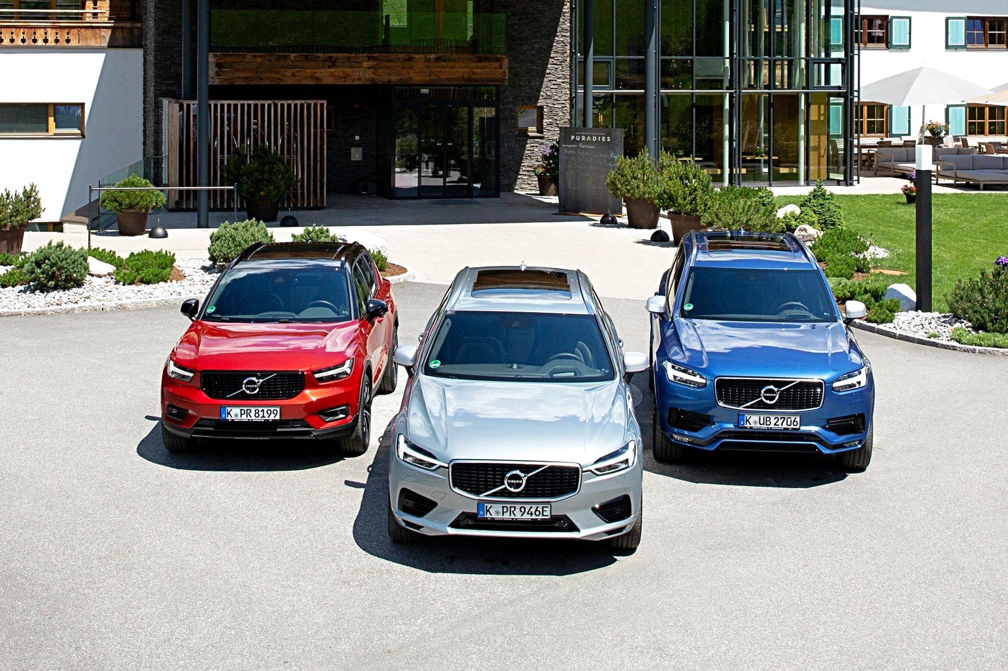 Опасное бездействие: глобальный отзыв всех новых моделей Volvo докатился до России