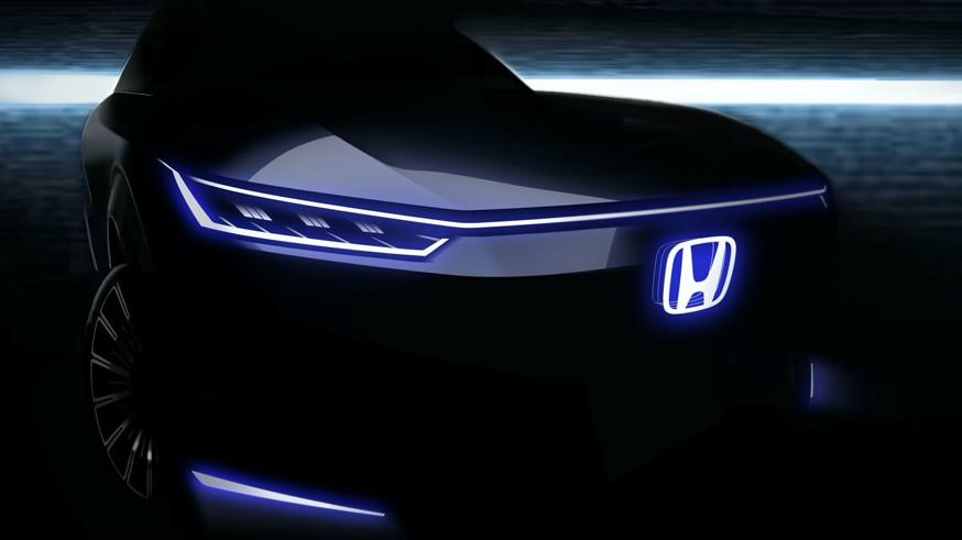 Honda готовит очередную «зелёную» новинку: это кроссовер (на этот раз дизайн не в стиле ретро)