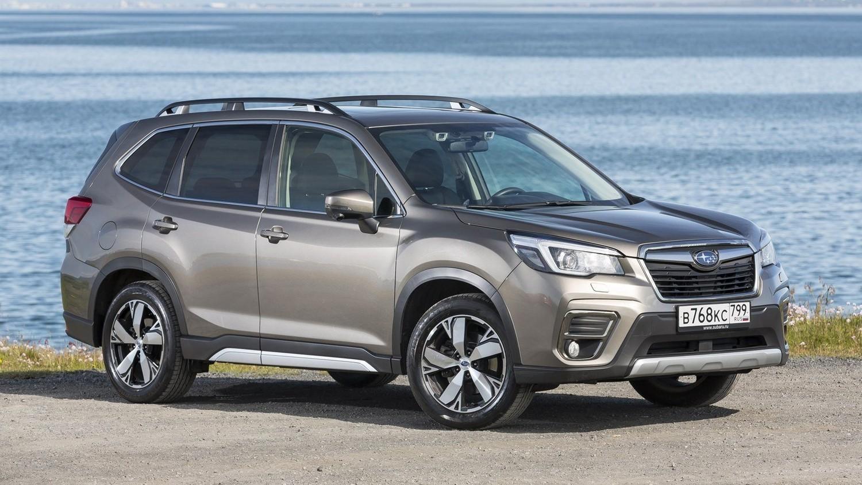 Сбой в электронике глушит мотор: крупный отзыв кроссоверов Subaru в России