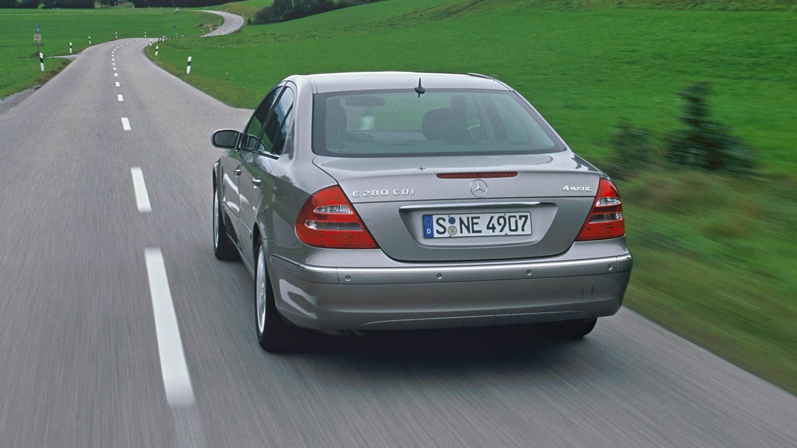 Mercedes-Benz E-Klasse (W211) '2002–09