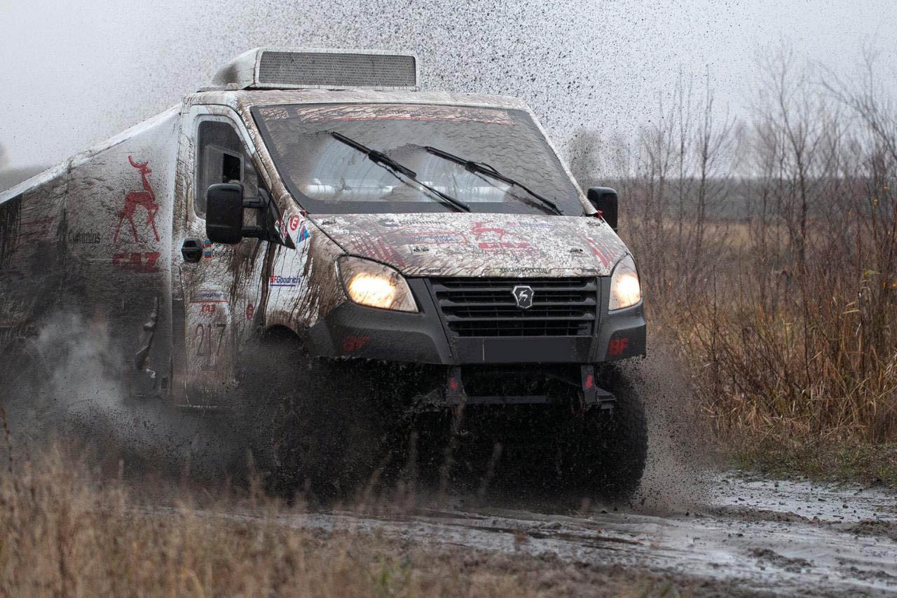 В Ульяновске завершился Чемпионат России по ралли-рейдам 2019 года!