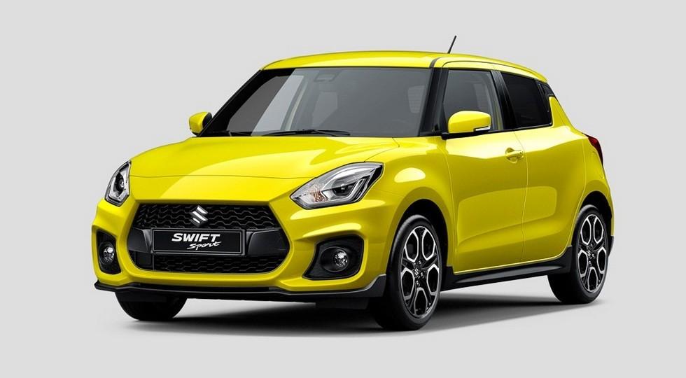 Новый Suzuki Swift Sport