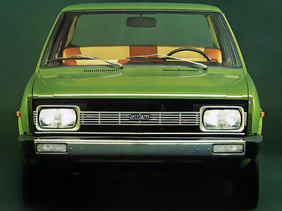 Многое в решении передней части серийного ВАЗ-2105 напоминает прототип Fiat 131