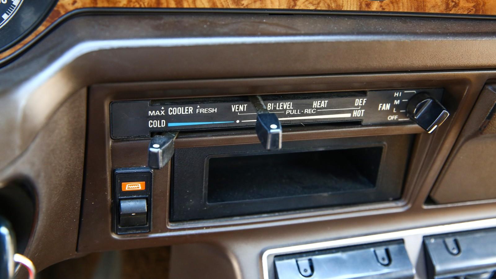 Mazda 929 климат