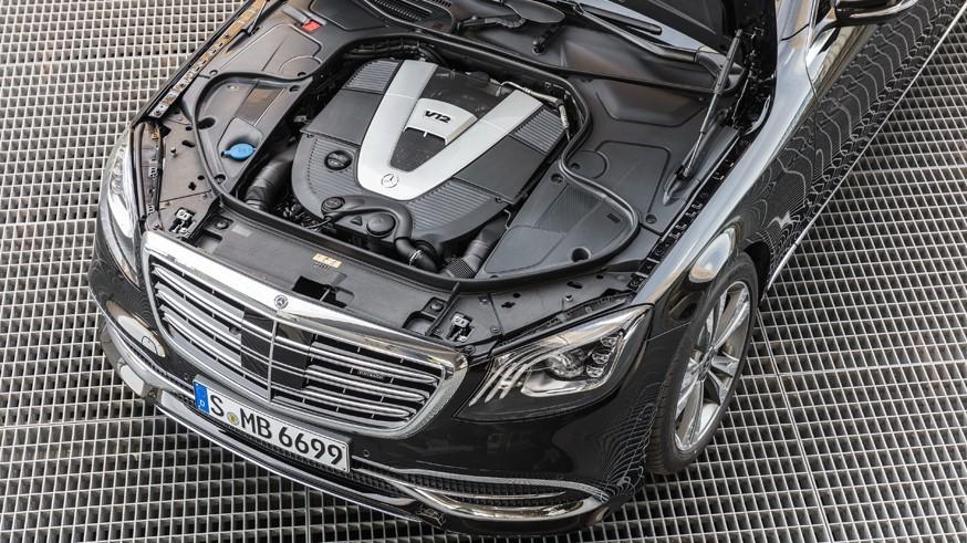 Mercedes-Benz оставит новому S-Class нынешний мотор V12 и три варианта колёсной базы