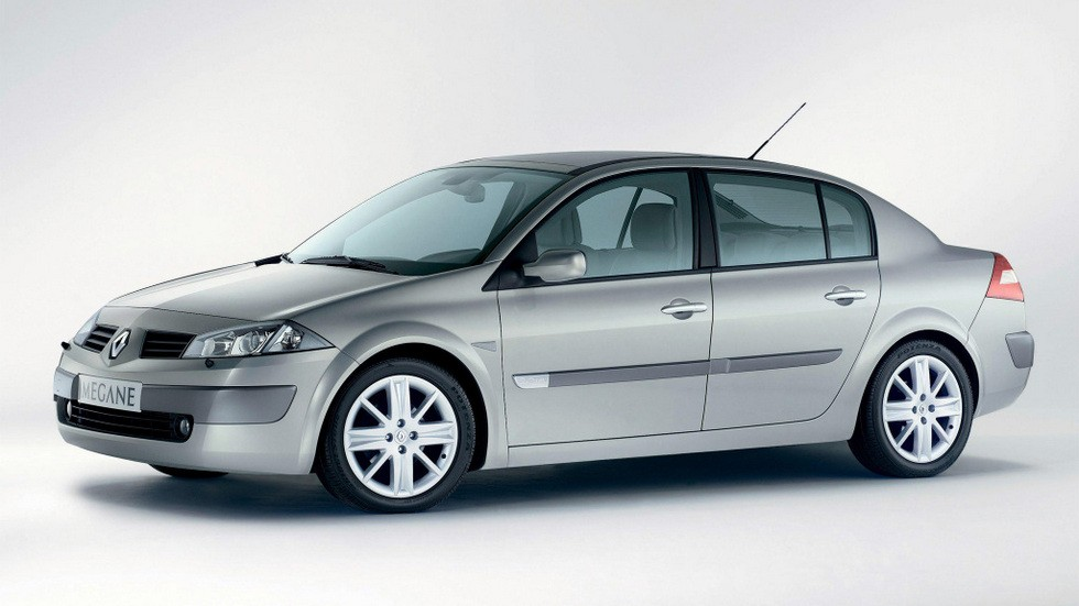 Renault Megane Classic'2003–06