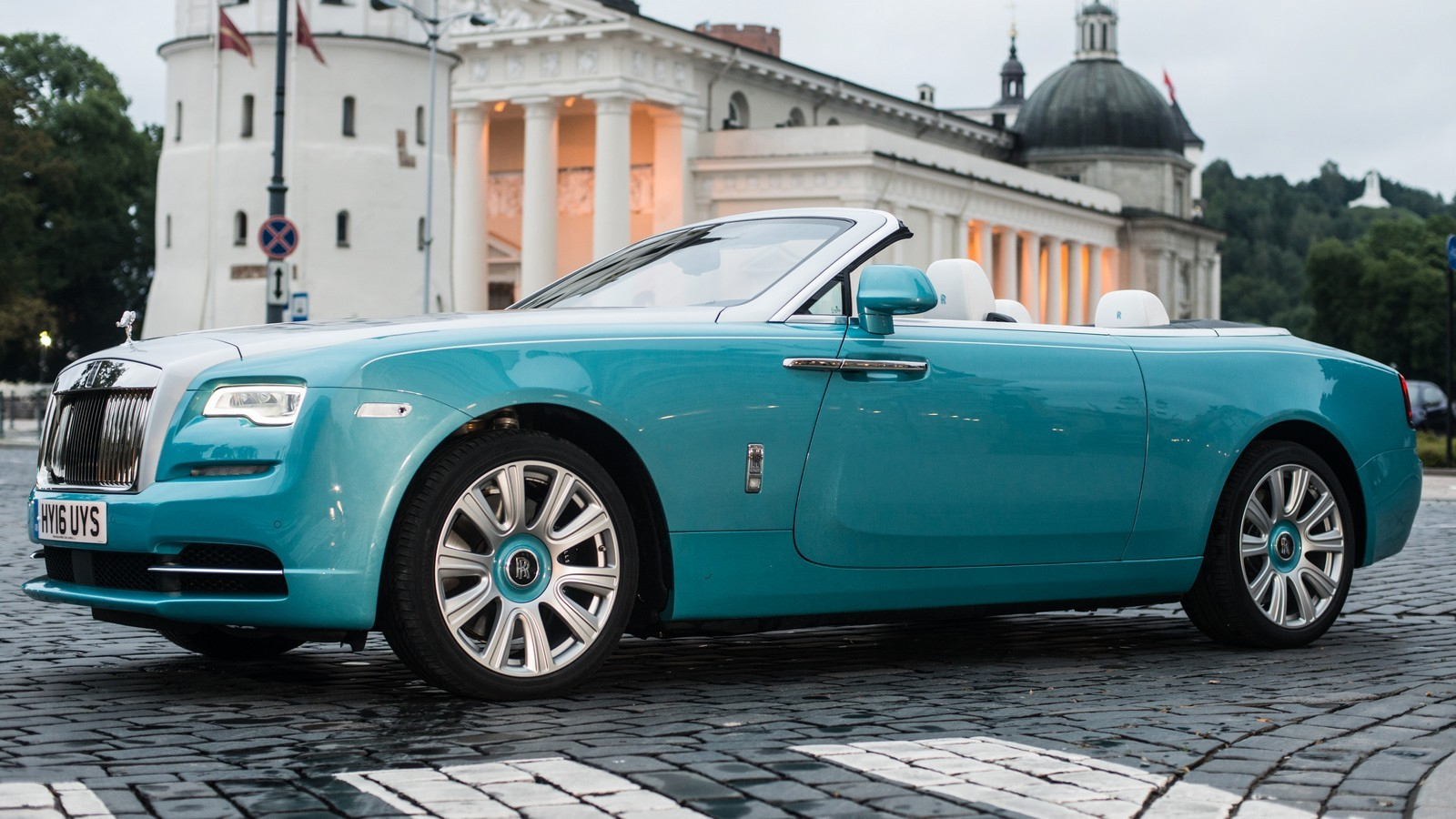 Rolls-Royce Wraith в Вильнюсе