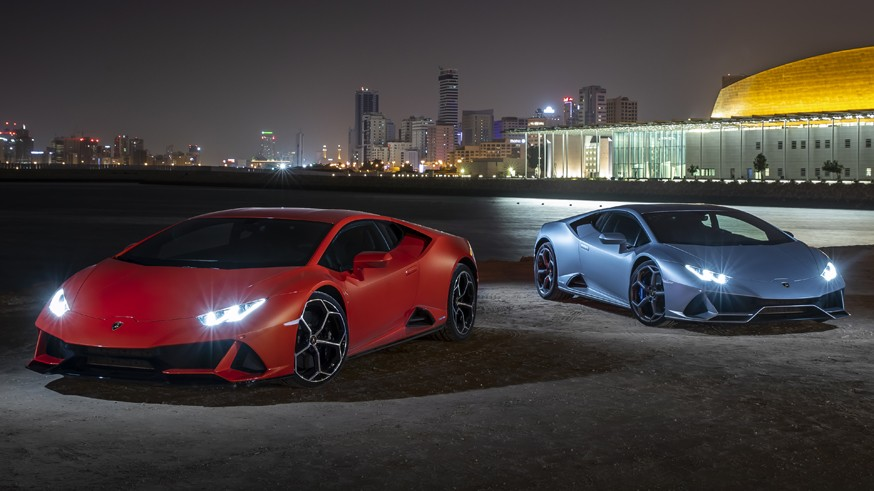 Курс на электрификацию: в этом году Lamborghini представит последние новинки с традиционным ДВС