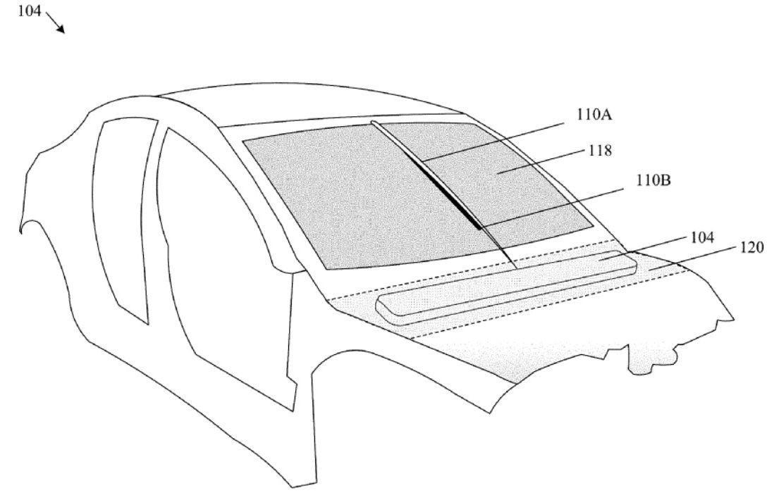 Муху лучом бей: Tesla запатентовала лазерные дворники
