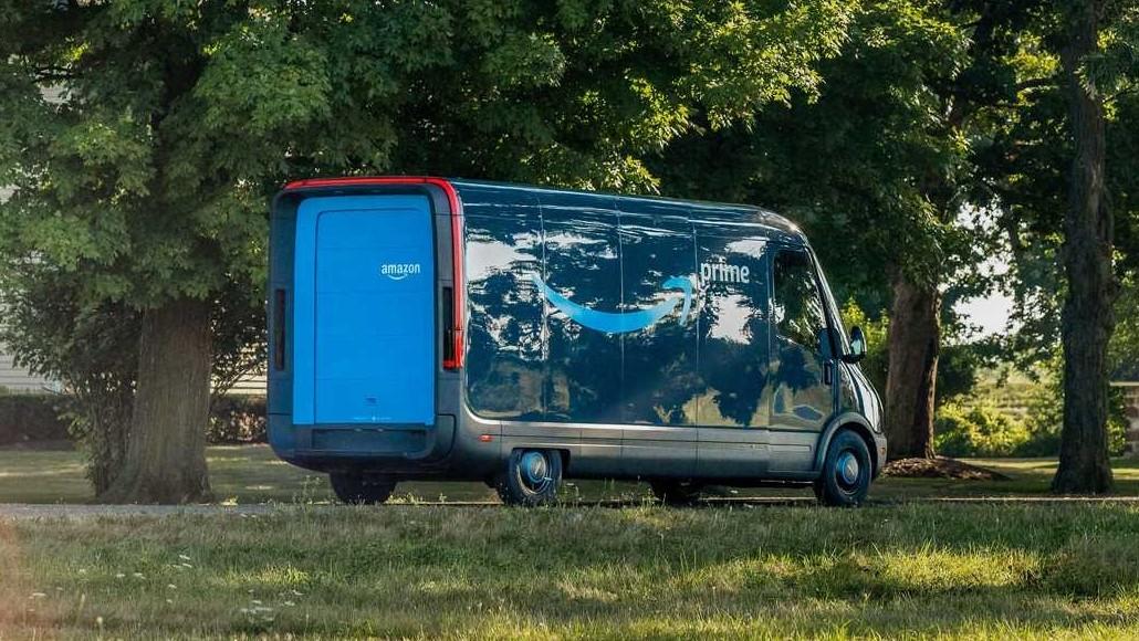 Amazon и Rivian показали фургон будущего, но ключевая характеристика разочаровывает