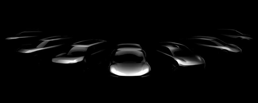 Kia показала будущие новинки: линейку пополнят семь моделей