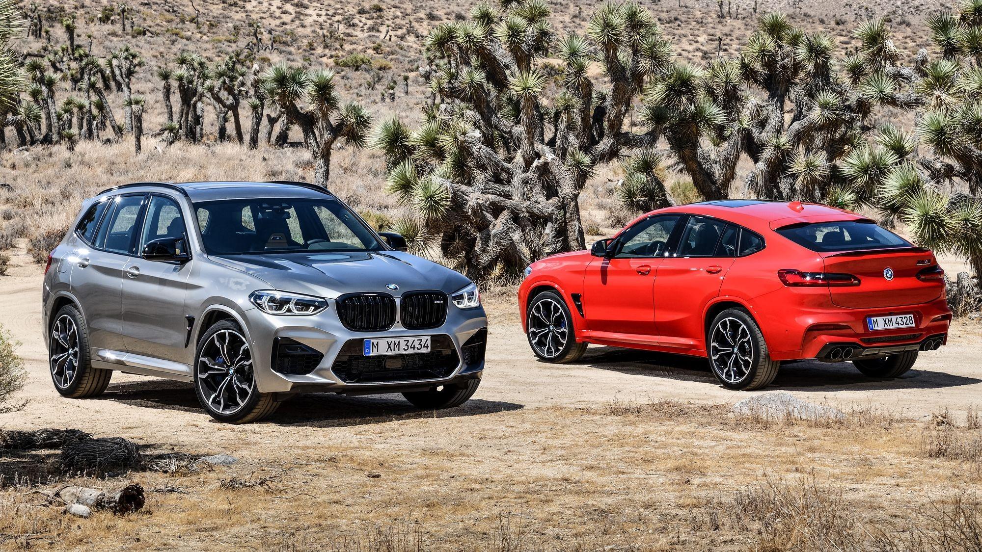 Ожог лица и травмы груди: BMW отзывает небезопасные машины в России