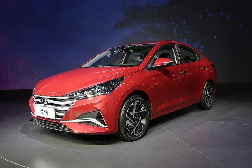 Обновлённый Hyundai Solaris без топового мотора зато с вариатором и рисованными приборами