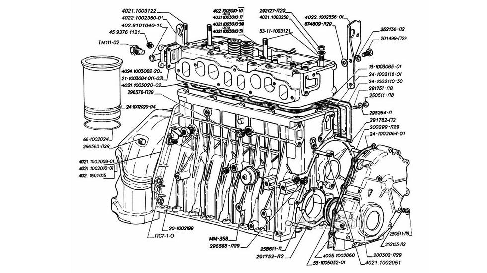 Впоследствии моторы с форкамерой были вытеснены обычным ЗМЗ-402. А там и 406-й подоспел.