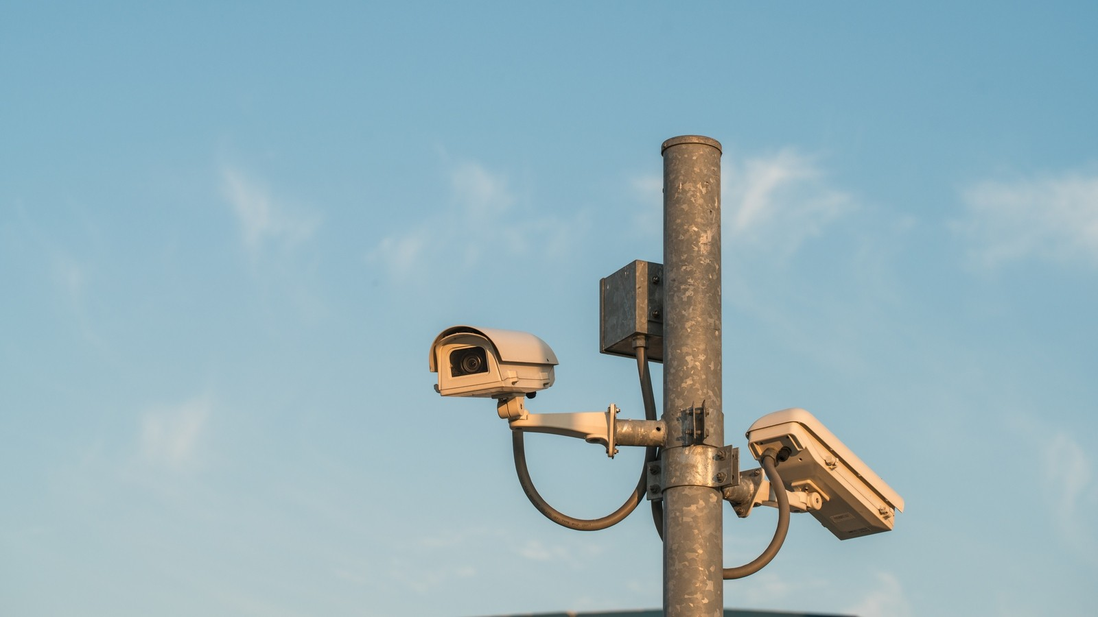 Tough cameras can record events such as traffic, accidents. And