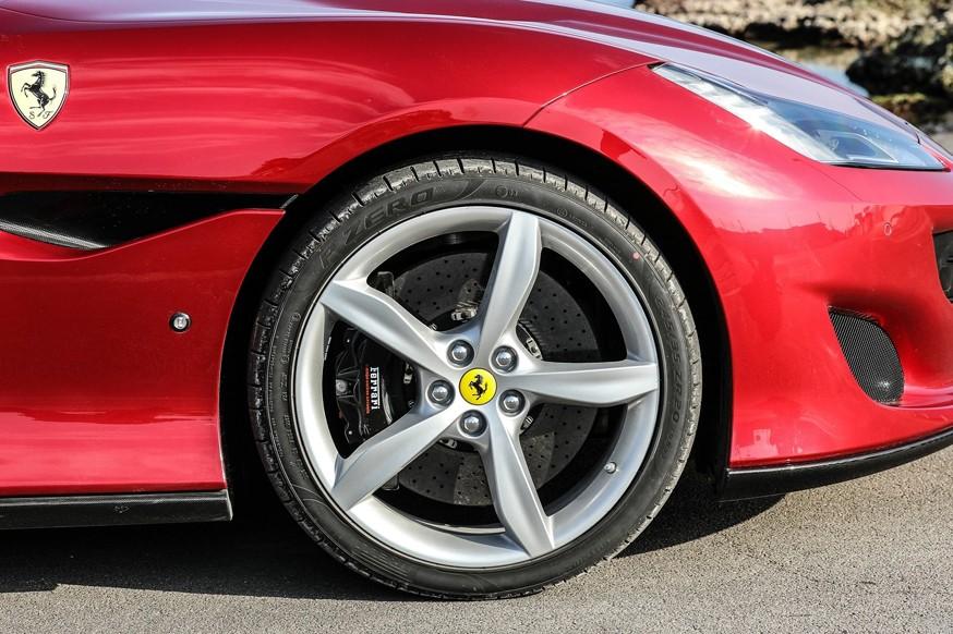 Планы Ferrari: итальянцы выпустят первую «зелёную» модель через несколько лет