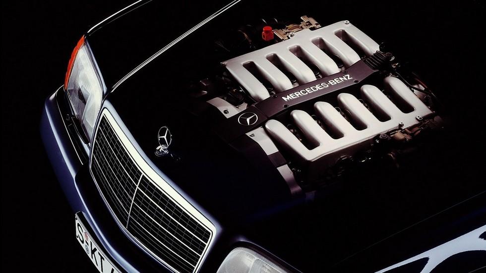 Под капотом Mercedes-Benz 600 SEL Worldwide (Bm.140.057) '08.1990–06.1993