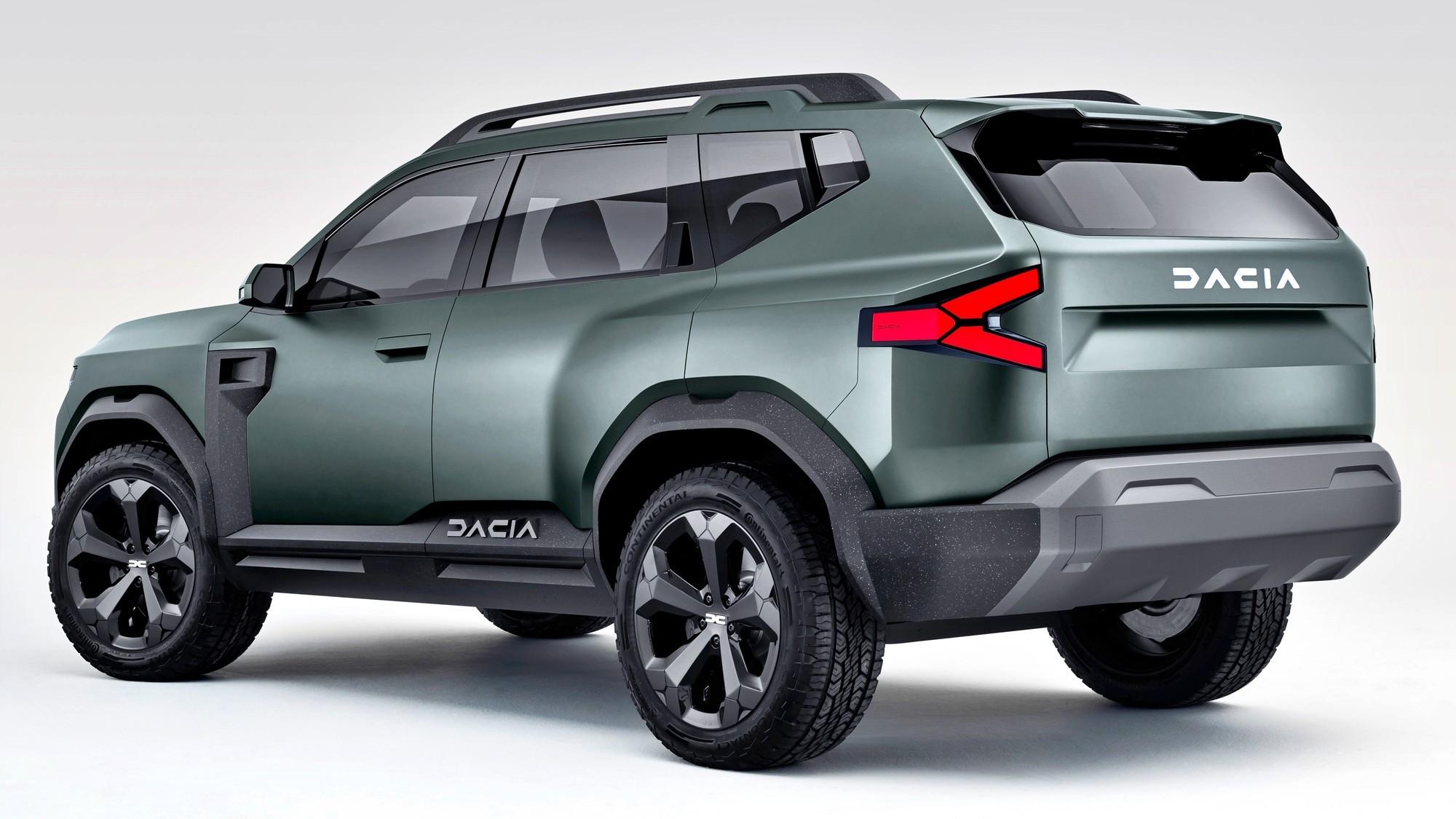 Кроссовер на миллион: у Lada C-SUV и Dacia Bigster будет родственник под маркой Renault