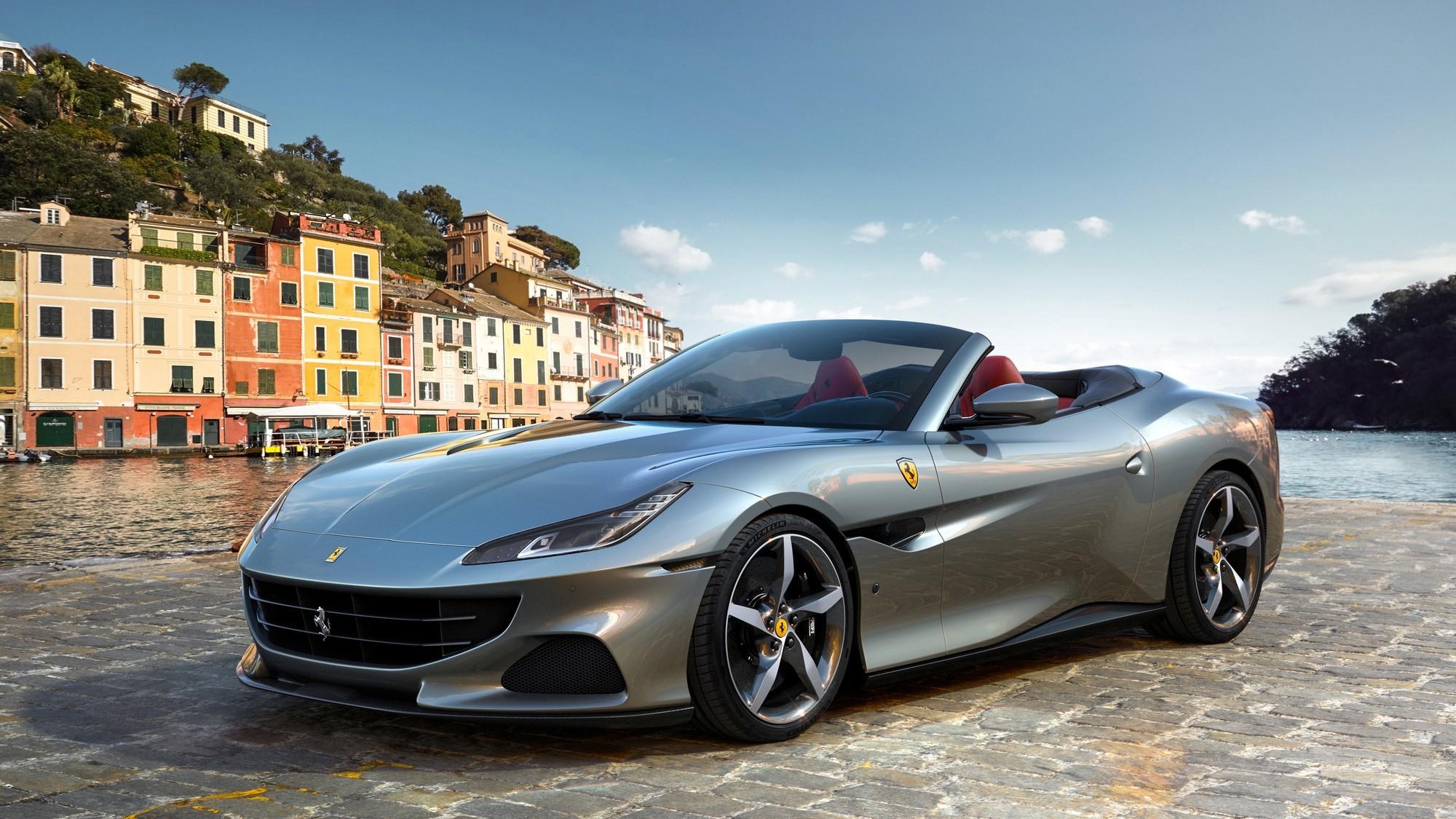 Ferrari Portofino M: старый дизайн, новая электроника и силовой агрегат от Roma
