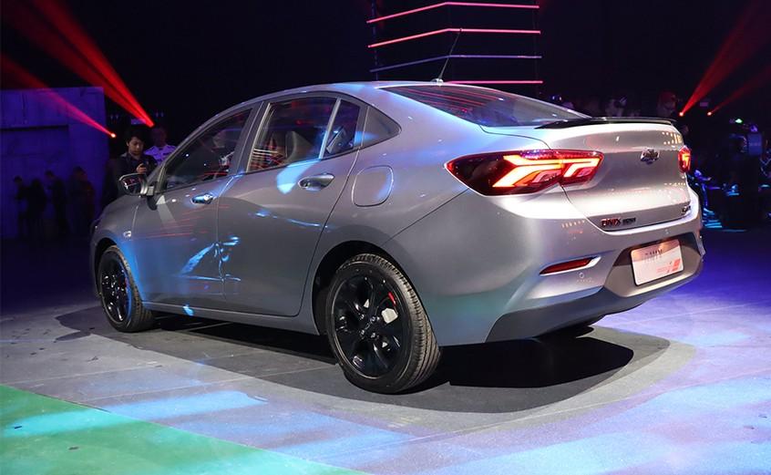 Chevrolet Onix_