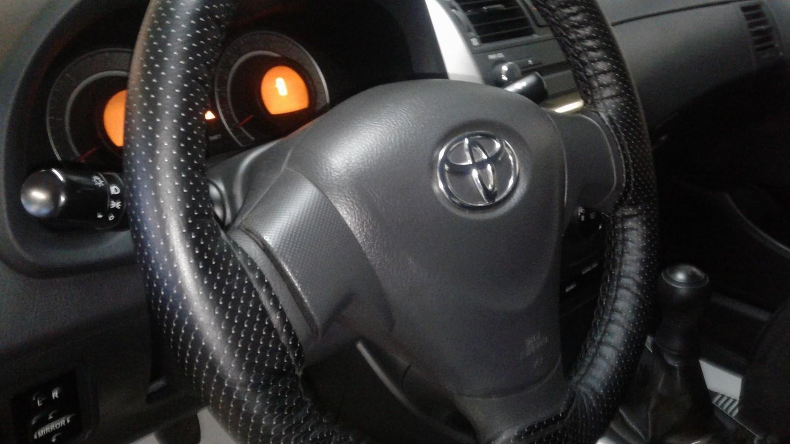 Toyota Corolla 150 руль (3)