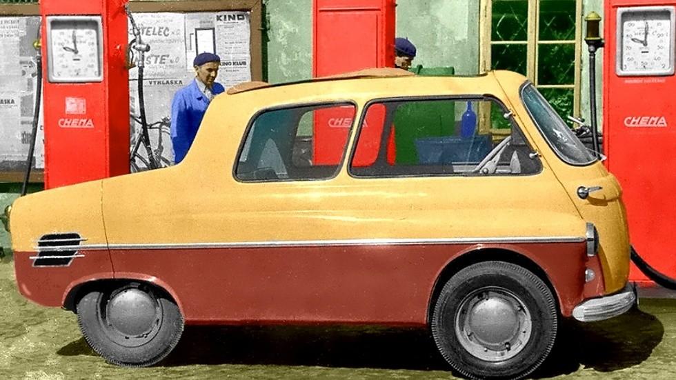 минивагон Jawa Motorex-350