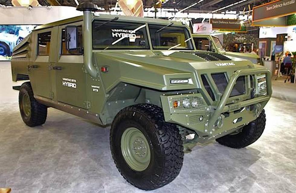 Uro Vamtac ST5 Hybrid