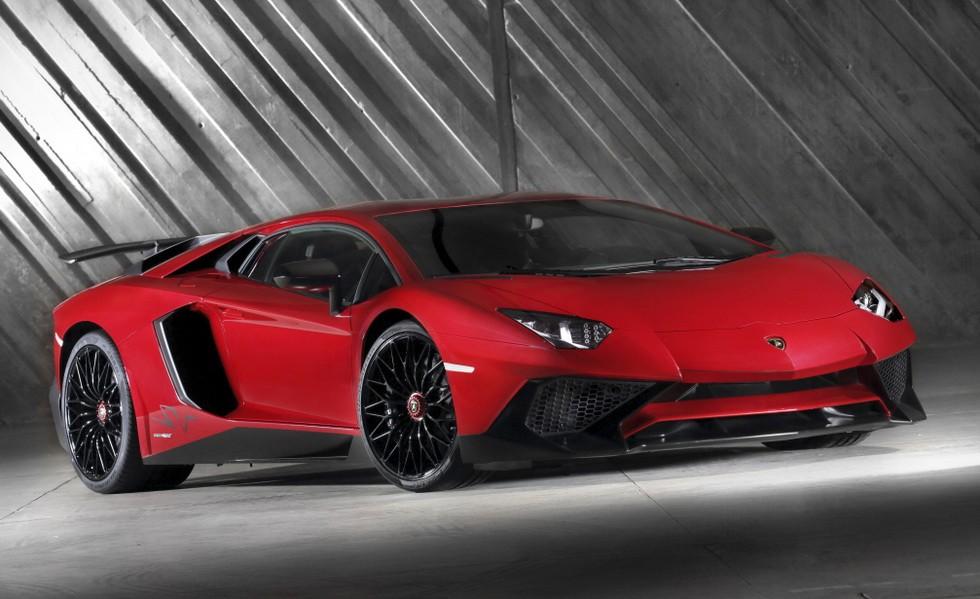Lamborghini Aventador LP 750-4 Superveloce 2017