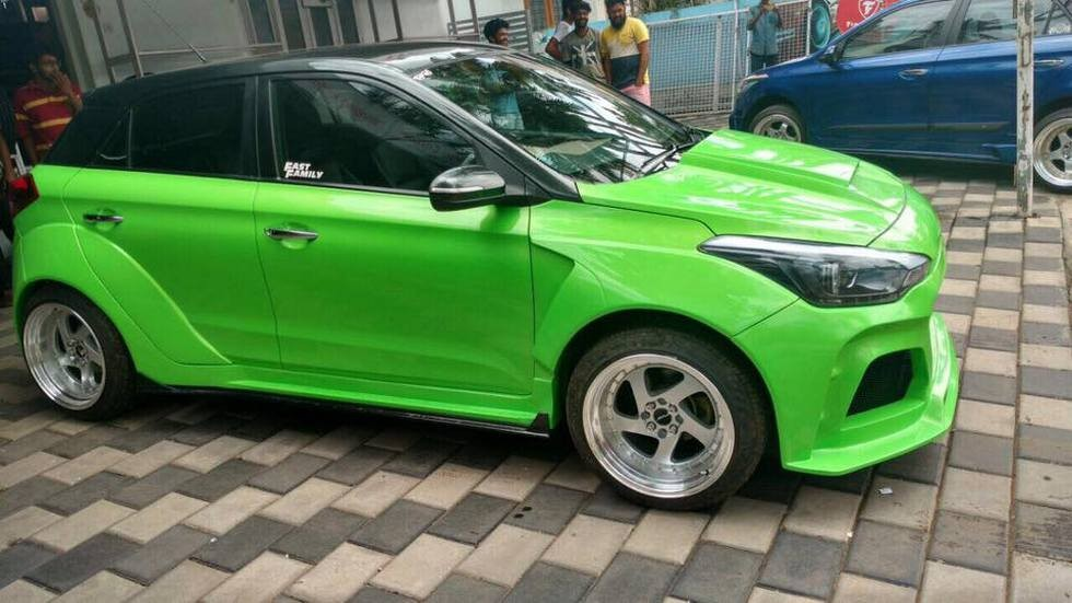 Modified-Hyundai-i20-by-Custom-Designz-1