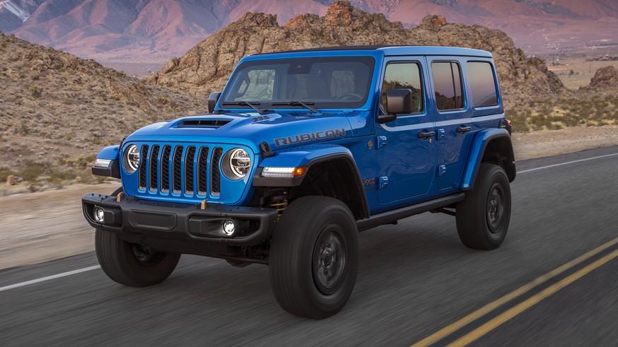 Jeep готовится презентовать Wrangler Xtreme Recon: 35-дюймовые шины и дорожный просвет в 328 мм