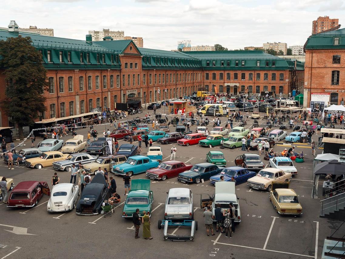 Кастом Weekend 2020 пройдёт с 28 по 30 августа в Киногороде «Piligrim Porto», Московская область