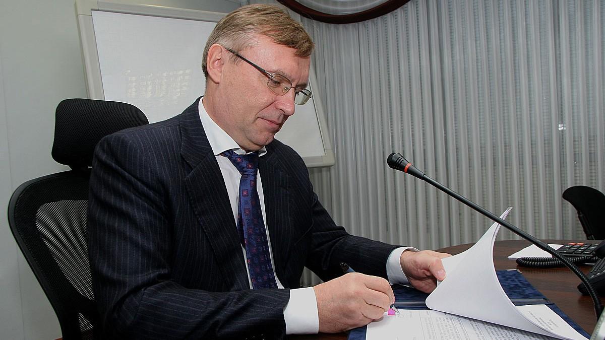 На фото: генеральный директор компании Сергей Когогин