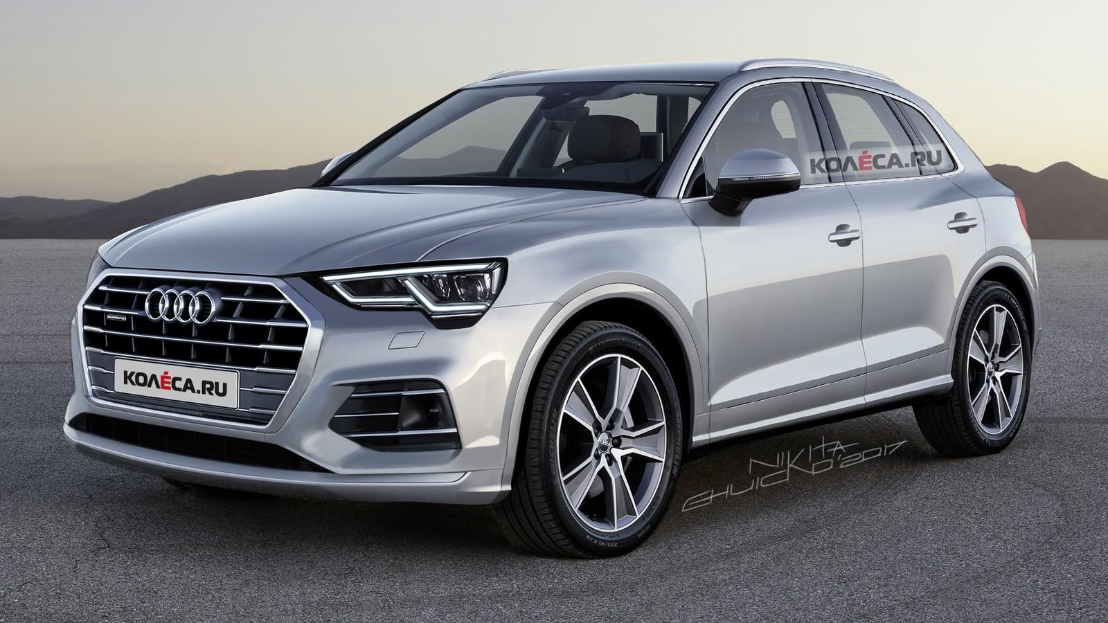 Audi Q3 front1
