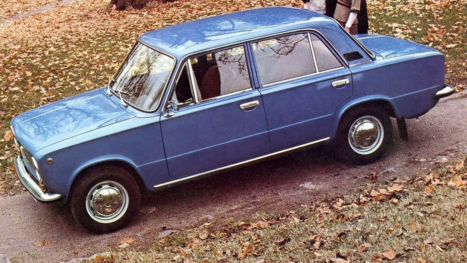 Заказчики настояли, чтобы роторные Жигули внешне ничем не отличались от обычной «копейки» модификации ВАЗ-21011