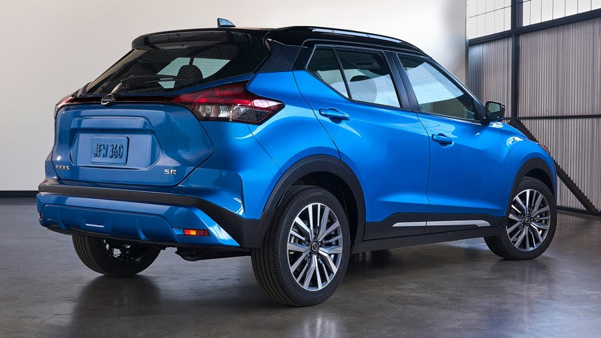 Nissan обновил Kicks для США: внешность почти, как у азиатской версии, но «начинка» своя
