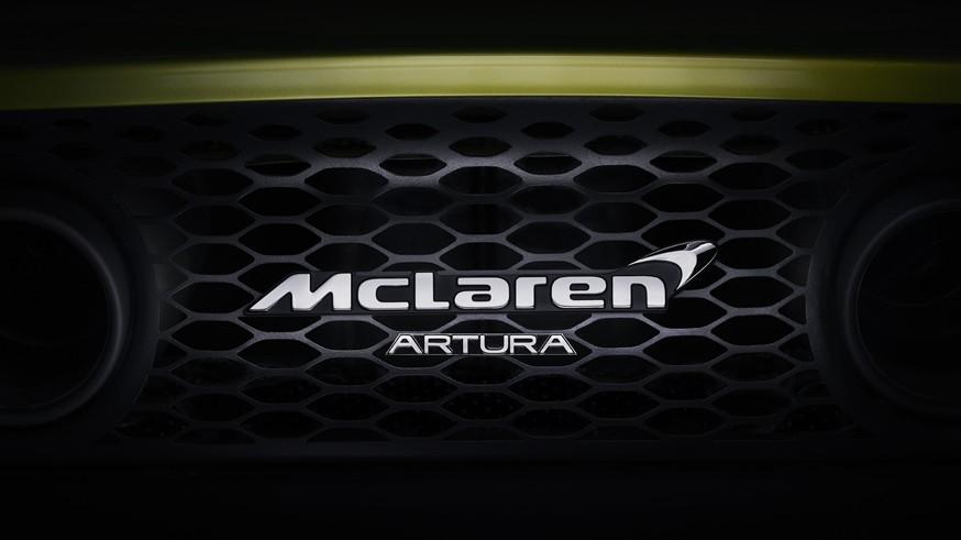 McLaren определился с названием гибридного суперкара и опубликовал тизер
