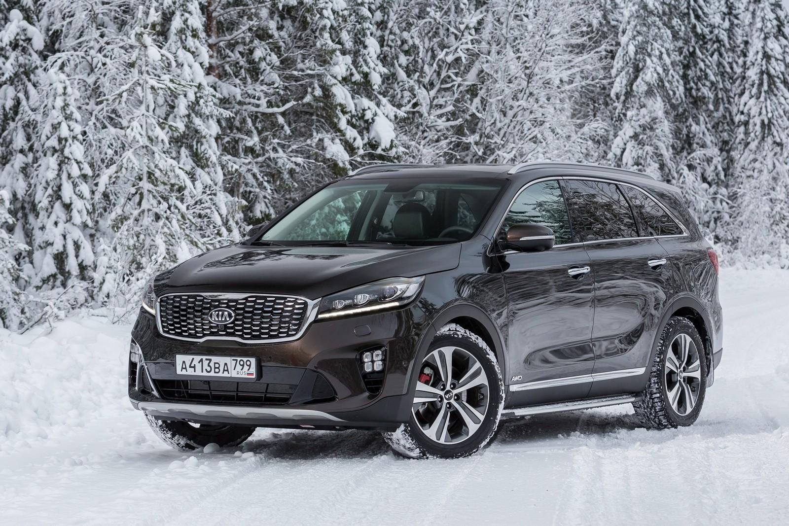 Kia Sorento Prime – теперь из Казахстана, Sorento IV – из Калининграда. Клиренс – как у Lada Vesta