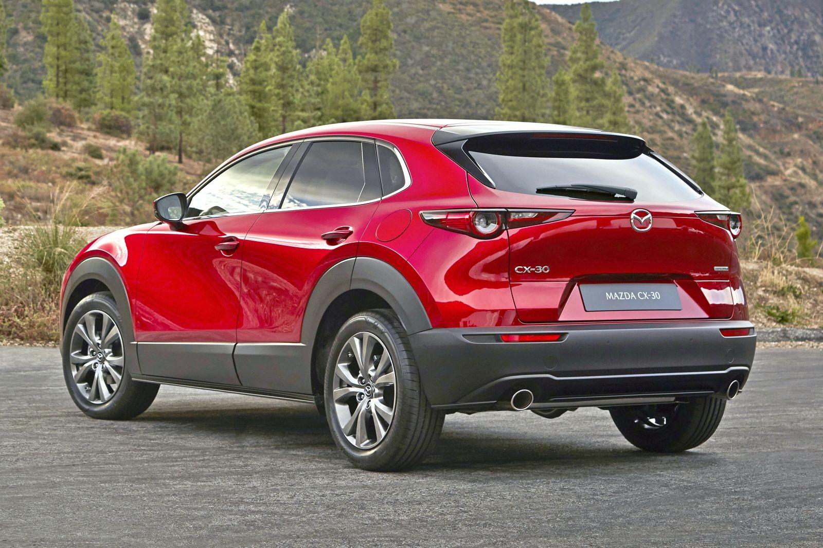 09 Mazda CX-30